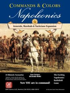 Commands & Colors : Napoleonics, Expansion 5 : Generals, Marshals & Tacticians