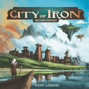 City of Iron   (2ème édition)