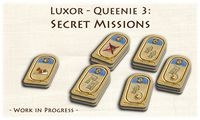 Luxor Queenie 3: Secret Missions