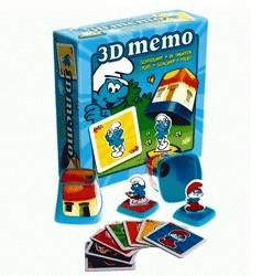 3D MEMO SCHTROUMPF