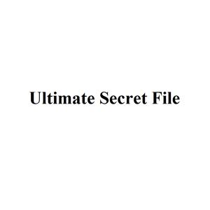 Ultimate Secret File