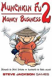 Munchkin Fu 2 : Monky Business