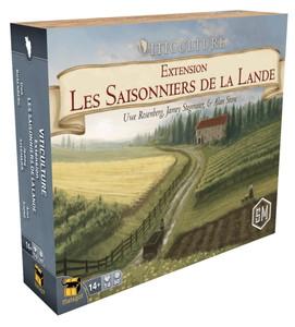 """Viticulture - Extension """"Les Saisonniers de la Lande"""""""