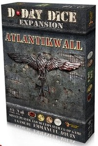 D-Day Dice (2nd Edition) : Atlantikwall
