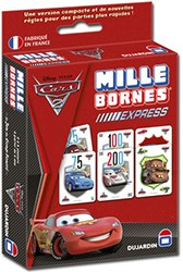 Mille Bornes Express - Cars 2
