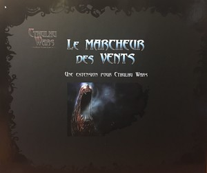 Cthulhu Wars: Extension Le Marcheur des Vents