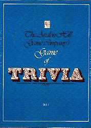 Game of Trivia