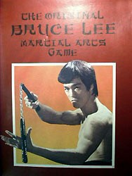 The original Bruce Lee martial Arts Game