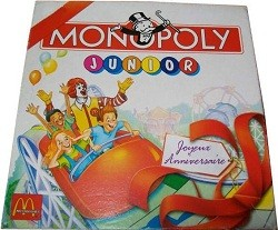 Monopoly Junior - Mc Donalds
