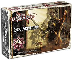 Hell Dorado : Occidentaux