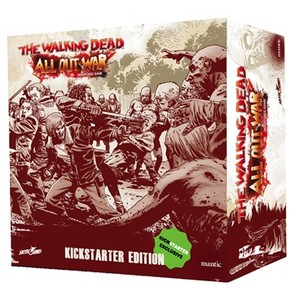 The Walking Dead: All Out War (Kickstarter Edition)