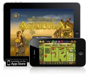 Agricola iPad