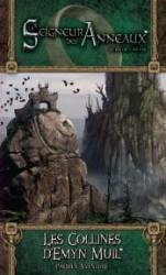 Le  Seigneur des Anneaux : Les Collines d'Emyn Muil