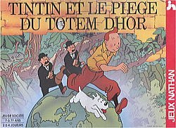 Tintin et le Piège du Totem d'Hor