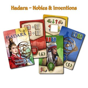 "Hadara - Extension ""Nobles & Inventions"""