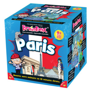 Brainbox : Paris