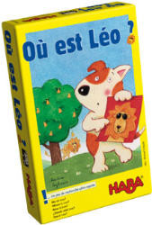 Où est Léo ?