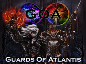 Guards of Atlantis