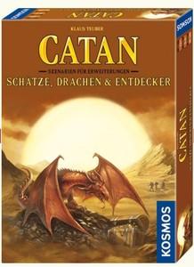 Colons de Catane - Schätze, Drachen & Entdecker