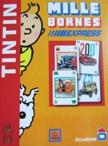 1000 Bornes Express - Edition Tintin