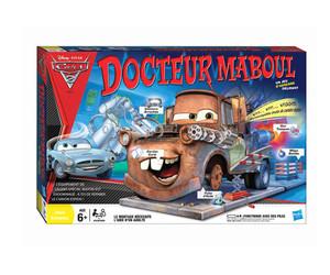 Docteur Maboul Cars 2