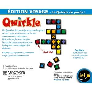Qwirckle de voyage