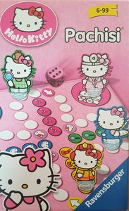 Hello Kitty, Pachisi