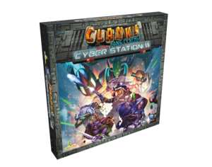 Clank! Cyber Station 11