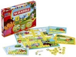 Mon premier Scrabble - Dora l'Exploratrice