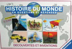 Histoire du Monde : Découvertes et inventions