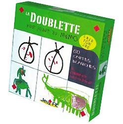 Doublette: mémo à illustrer