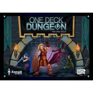 One Deck Dungeon - Edition française