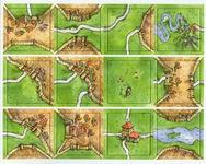 Carcassonne : Mini Extension