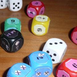 Battle dice