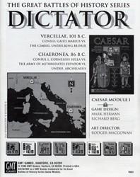 Caesar - The Civil Wars : Dictator