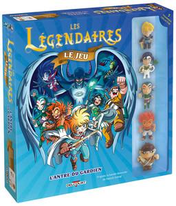Les Légendaires - L'antre du Gardien