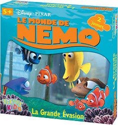 Le Monde de Nemo -  La Grande Evasion