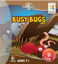 Busy bugs