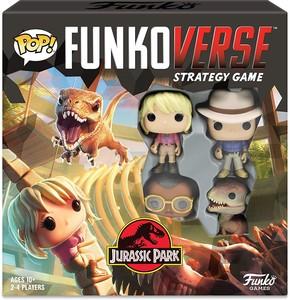 Funkoverse : Jurassic Park 100