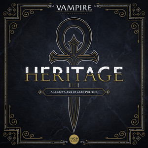 Vampire : the Masquerade - Heritage