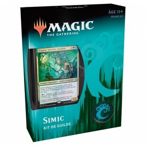 Magic The Gathering -  Allégeance de Ravnica Kit de Guildes : Simic