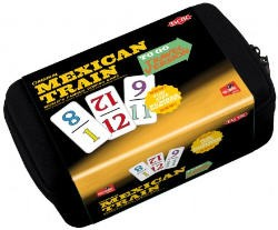 Mexican Train - version Voyage