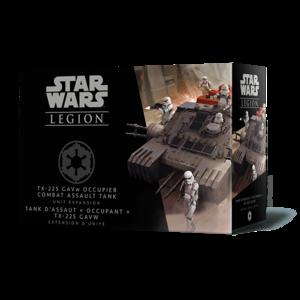 Star Wars Légion : Tank d'Assaut « Occupant » TX-225 GAVw
