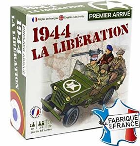 1944 : La libération