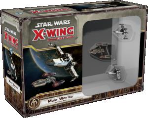X-Wing : Jeu de Figurines - Ennemis Publics