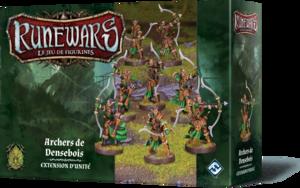 Runewars - Archers de Densebois