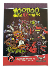 Voodoo : Ninjas vs Pigmeis (extension)