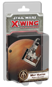 X-Wing : Jeu de Figurines - Mist Hunter