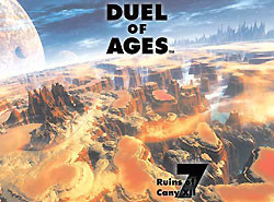 Duel of Ages : Ruins of Cany XII (Set 7)