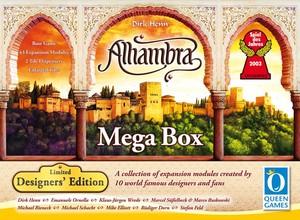 Alhambra: Designers' Edition – Mega Box